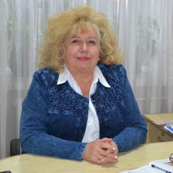 Оксенчук Тетяна Володимирівна