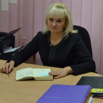 Пуш Олена Анатоліївна