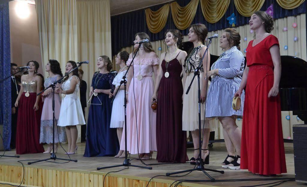 Відділення ``Музичне виховання`` Випуск 2018 року