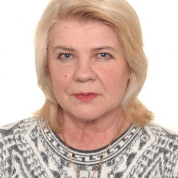Кліш Ірина Степанівна